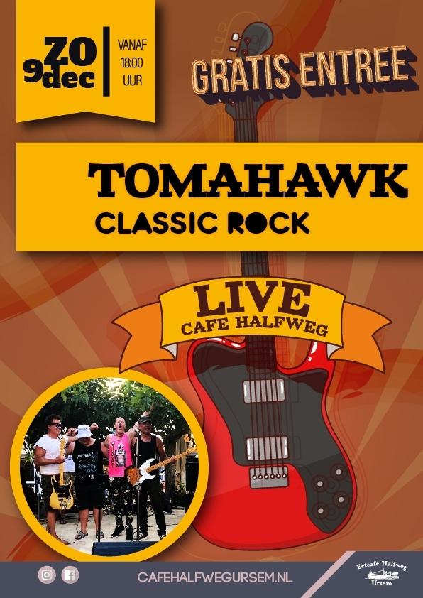 tomahawk in Ursem zondag 9 december 2018